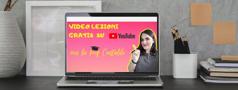 VIDEO LEZIONI GRATIS