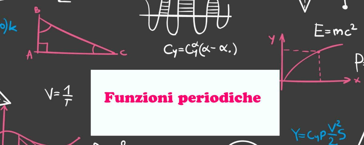 Funzioni periodiche